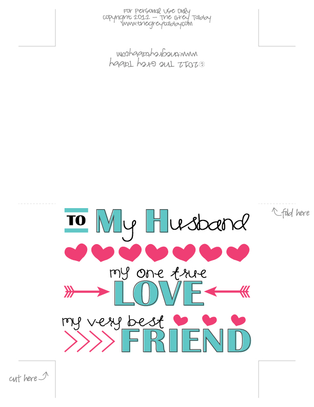 Free Printable Birthday Cards Romantic