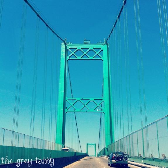 Bridge Near San Pedro
