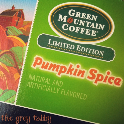 Pumpkin Spice K-Cups by Green Mountain Coffee