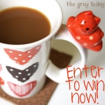 Enter to Win a Kitty Cat Mug Now!