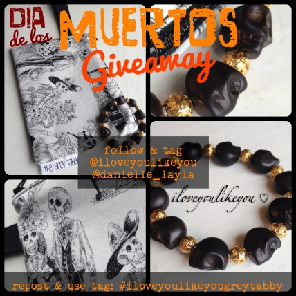 Day of the Dead Instagram Giveaway